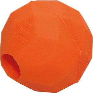 Slutstycksknopp Diamant orange