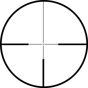 IOR Hunting 4-16x50 FFP 4AD belyst