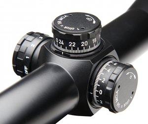 IOR Hunting 1.5-8x30 SFP 4AD belyst