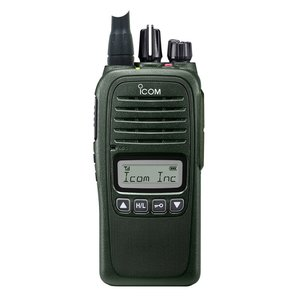 Komradio ICOM ProHunt Basic 2, grön