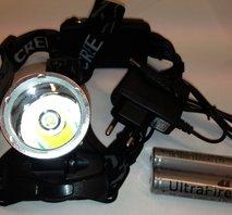 Pannlampa 800 Lumen LED
