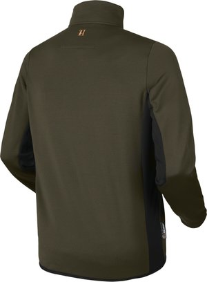 Härkila Tidan half zip fleece jacka