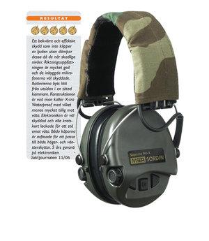 Hörselskydd Sordin Pro X