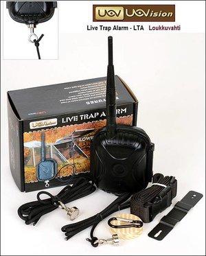Uovision Live Trap Alarm (LTA) Magnetlarm