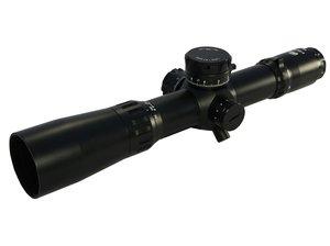 IOR Tactical 4-28x50 RECON FFP MRAD IR SHX-1 68