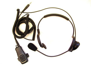 Headset Pro-Fighter
