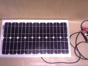 Gyttorp Solcellspanel 20 Watt